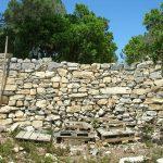 mai 2012 - mur sud du collecteur
