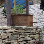 construction du puits pour la Pastorale